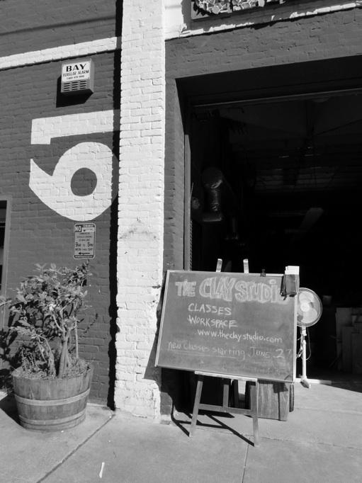 Memories of The Clay Studio