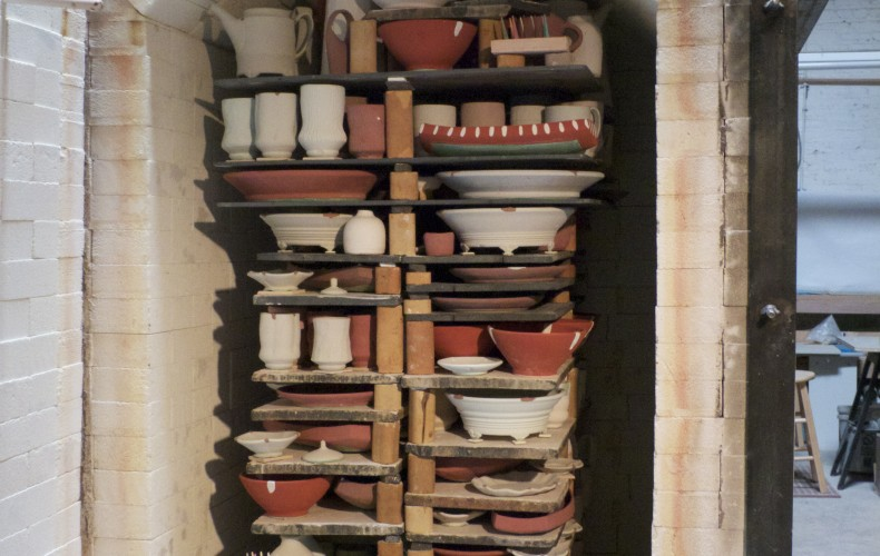 The Final kiln is Loaded